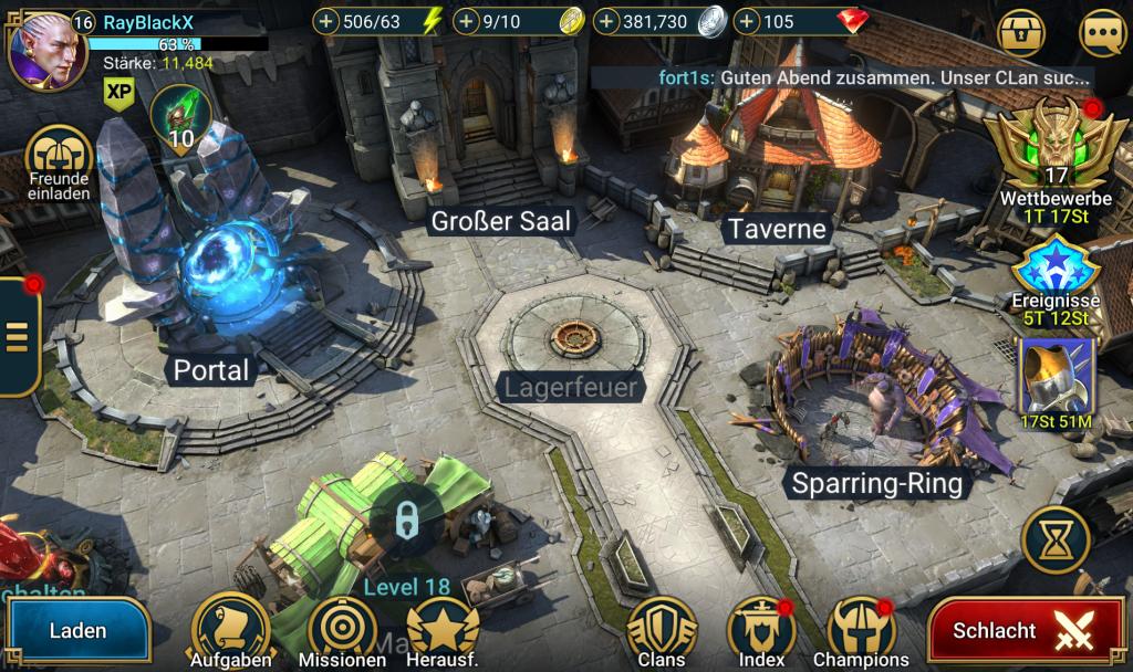 RAID Shadow Legends Screenshot 4
