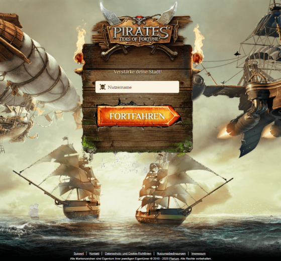 Pirates: Tides of Fortune Beitragsbild