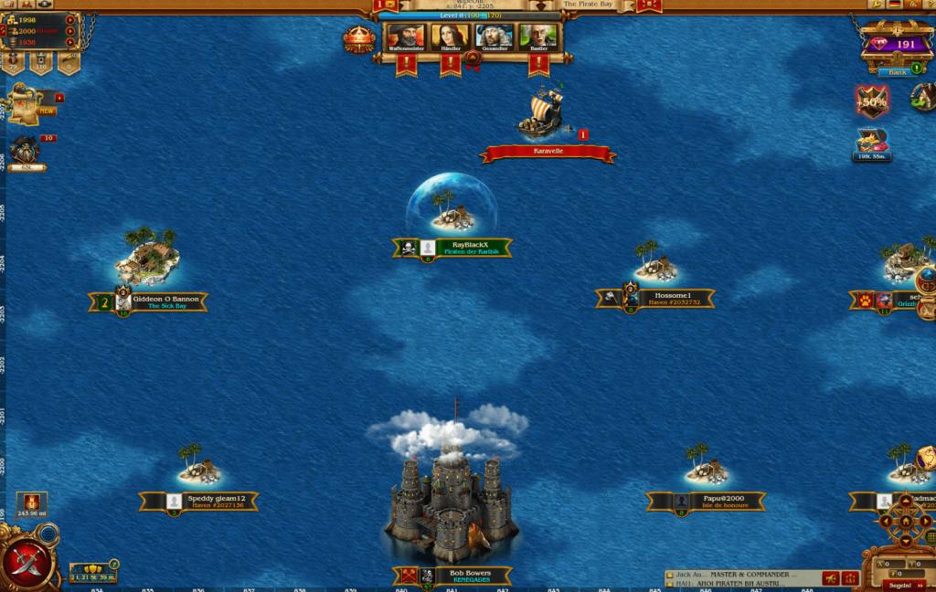 Pirates: Tides of Fortune Screenshot 3