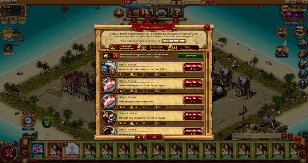 Pirates: Tides of Fortune Screenshot 4