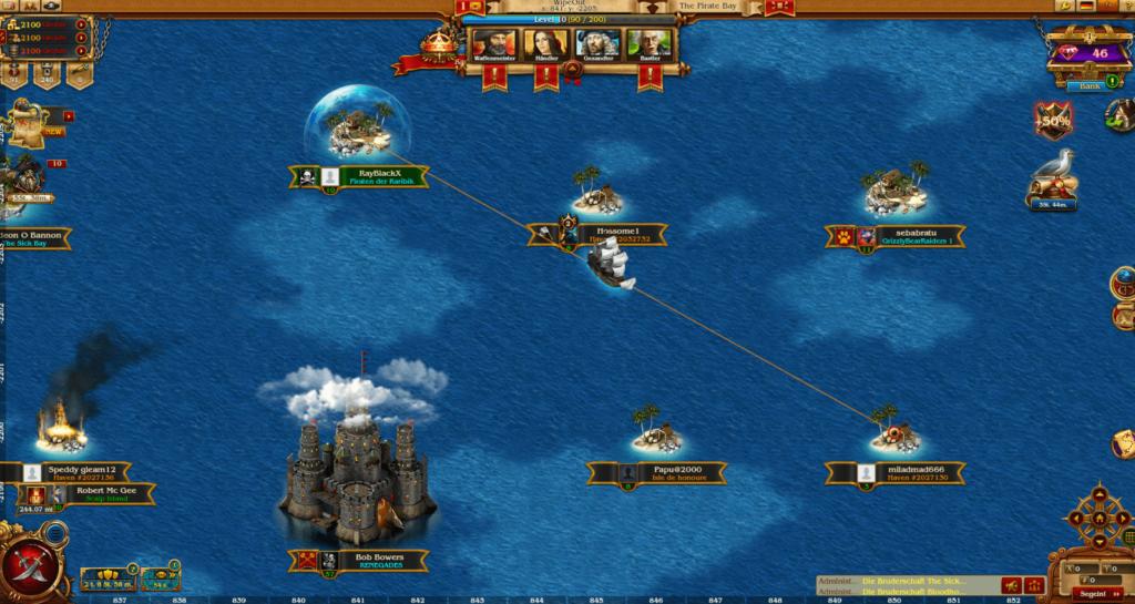 Pirates: Tides of Fortune Screenshot 5