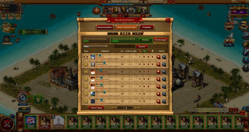 Pirates: Tides of Fortune Screenshot 6