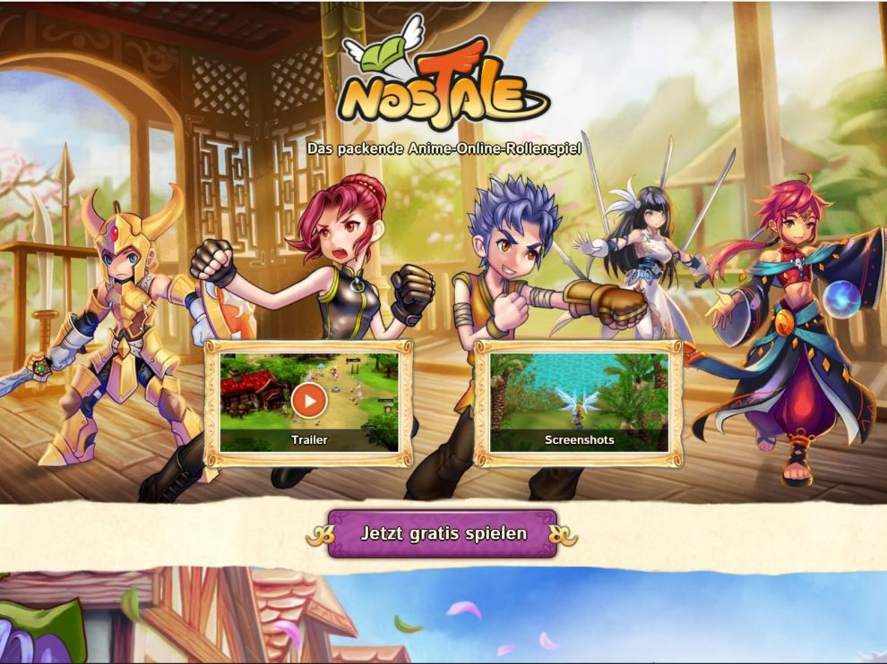 Nostale Download Ohne Gameforge