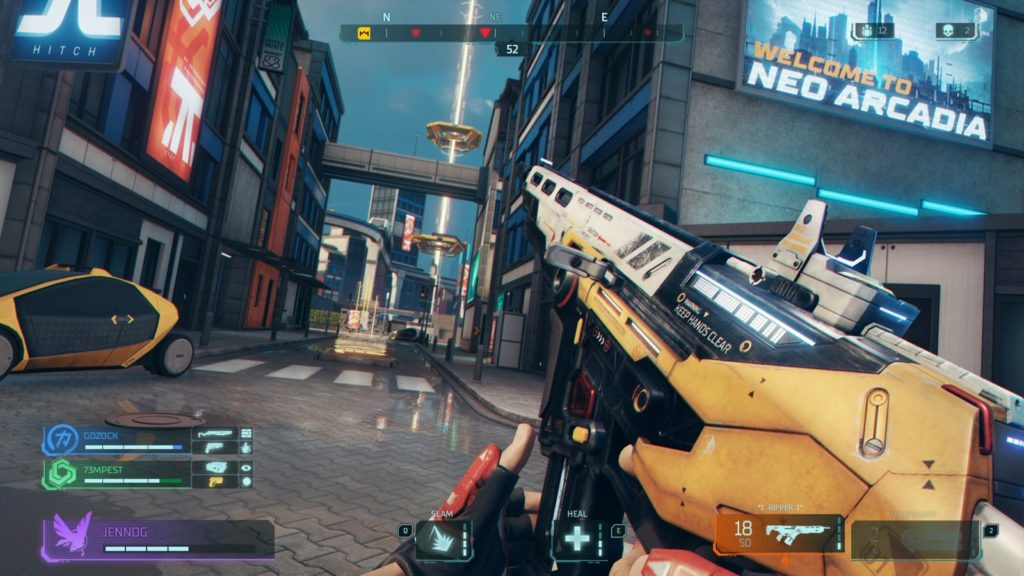 Hyper Scape Screenshot 7
