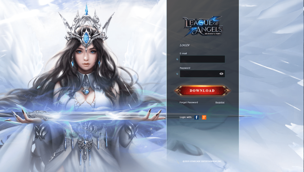 League of Angels Heavens Fury Beitragsbild - Kein Pay2Win