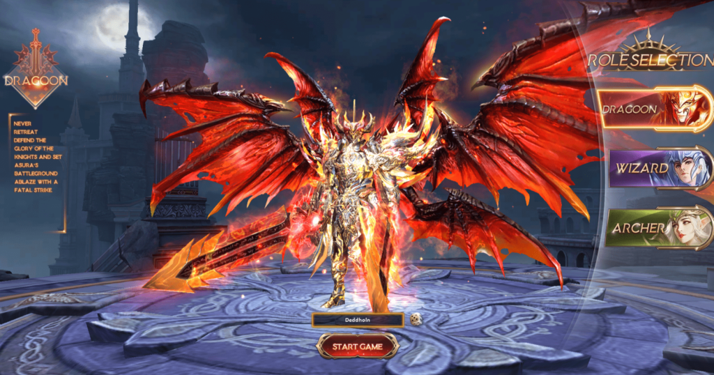 League of Angels Heavens Fury Screenshot 1