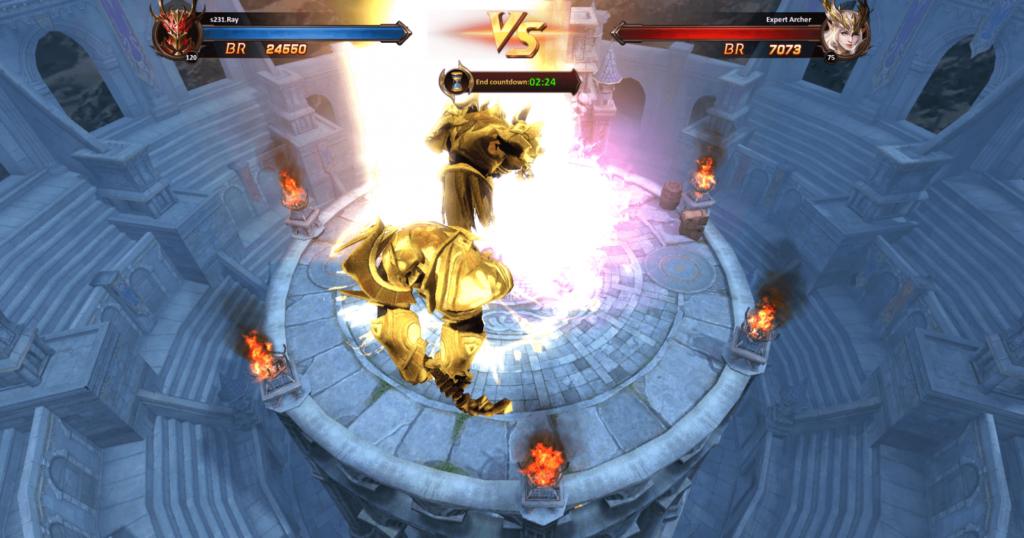 League of Angels Heavens Fury Screenshot 4