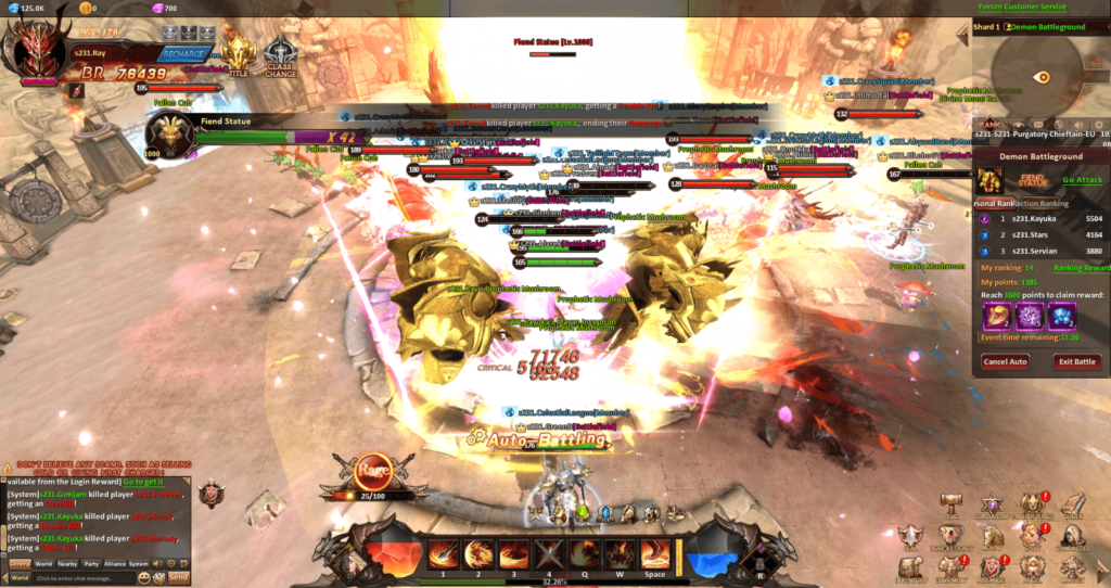League of Angels Heavens Fury Screenshot 6