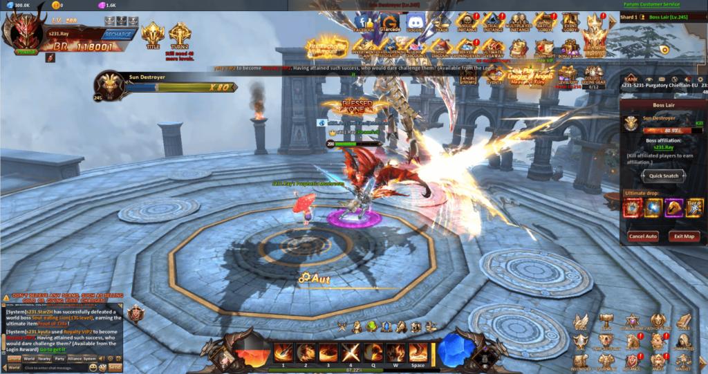 League of Angels Heavens Fury Screenshot 8