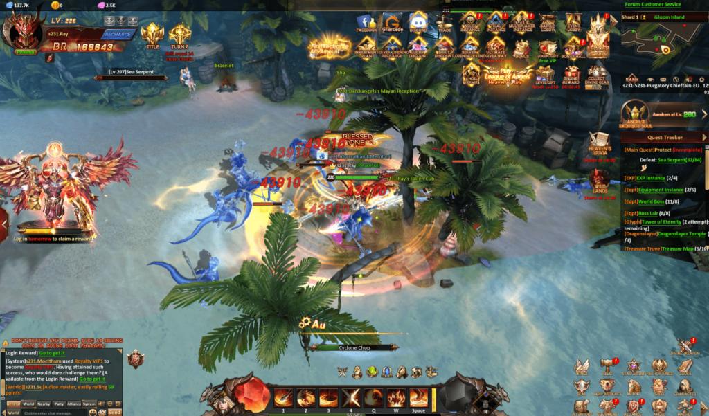 League of Angels Heavens Fury Screenshot 9