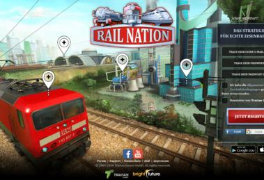Rail Nation Beitragsbild - Kein Pay2Win