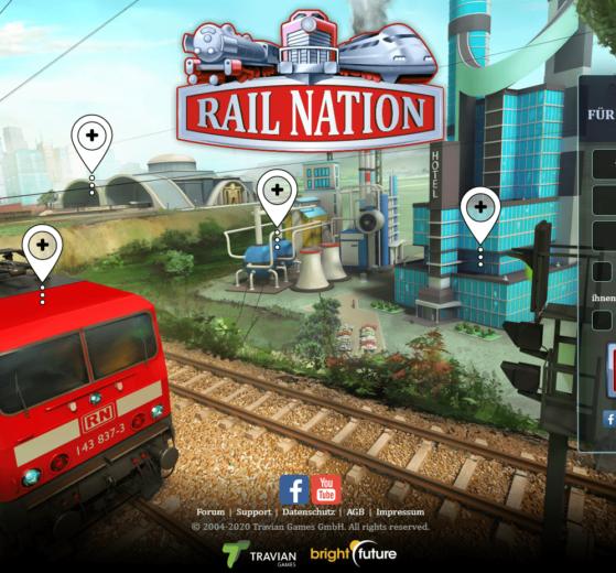 Rail Nation Beitragsbild