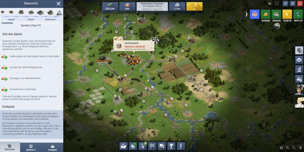 Rail Nation Screenshot 11