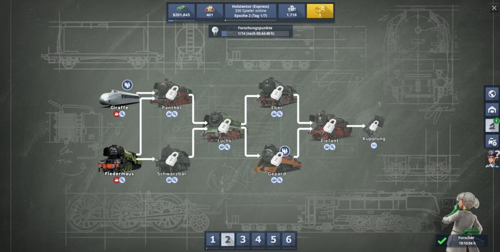 Rail Nation Screenshot 7