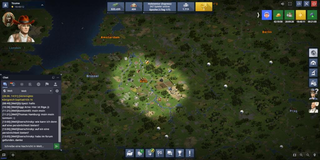Rail Nation Screenshot 9