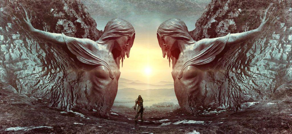 In der Fantasywelt lässt es sich nur mit Zusammenhalt überleben.