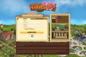 Harvestopia Browsergame