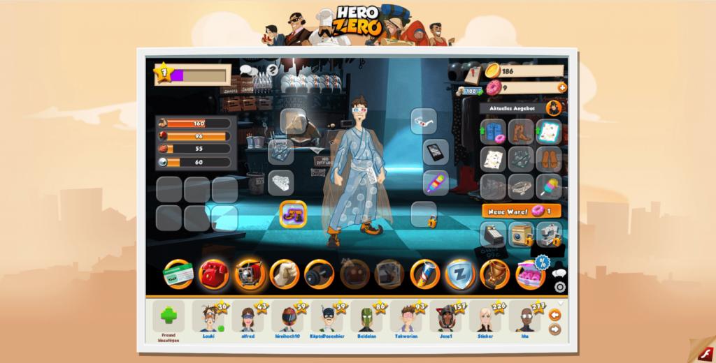 Hero Zero Screenshot 12