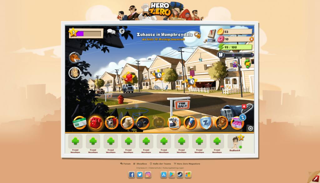 Hero Zero Screenshot 6