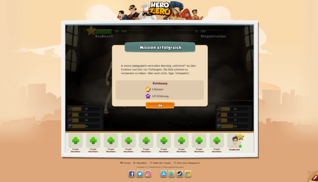 Hero Zero Screenshot 7