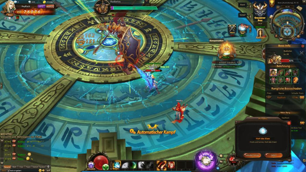 Rise of Angels Screenshot 10