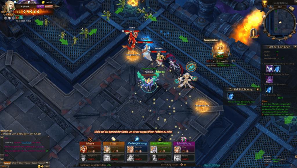 Rise of Angels Screenshot 13