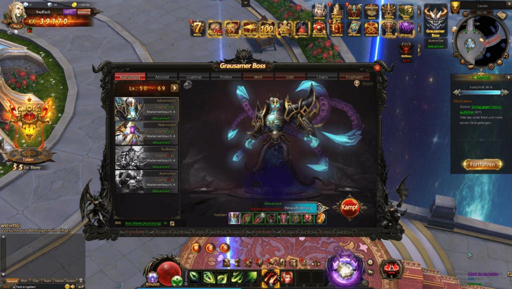 Rise of Angels Screenshot 3