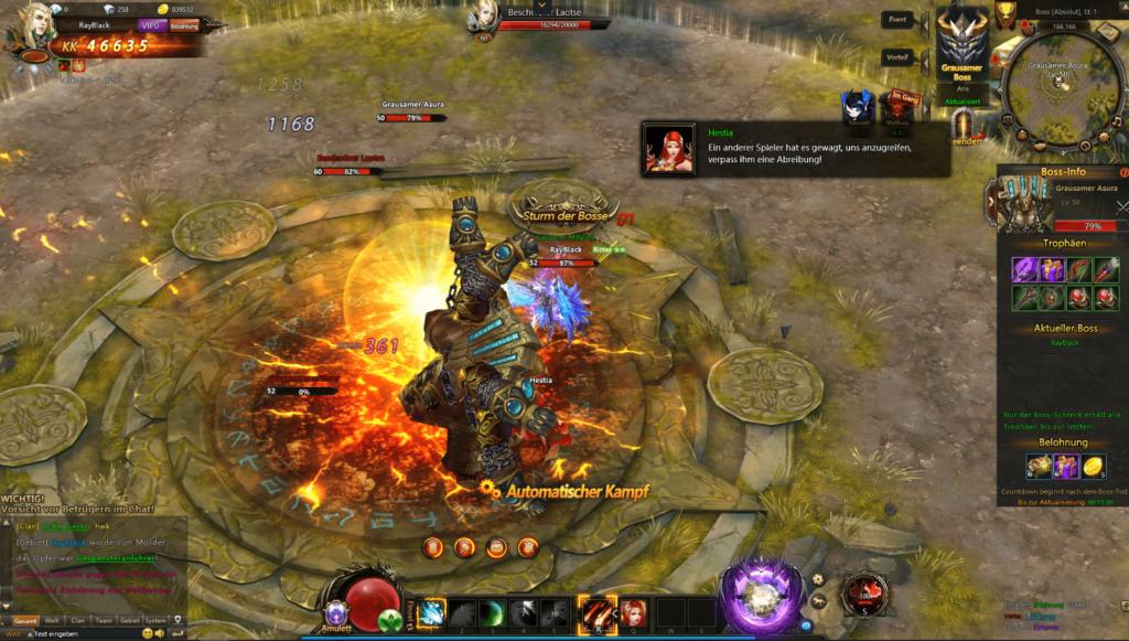 Rise of Angels Screenshot 4