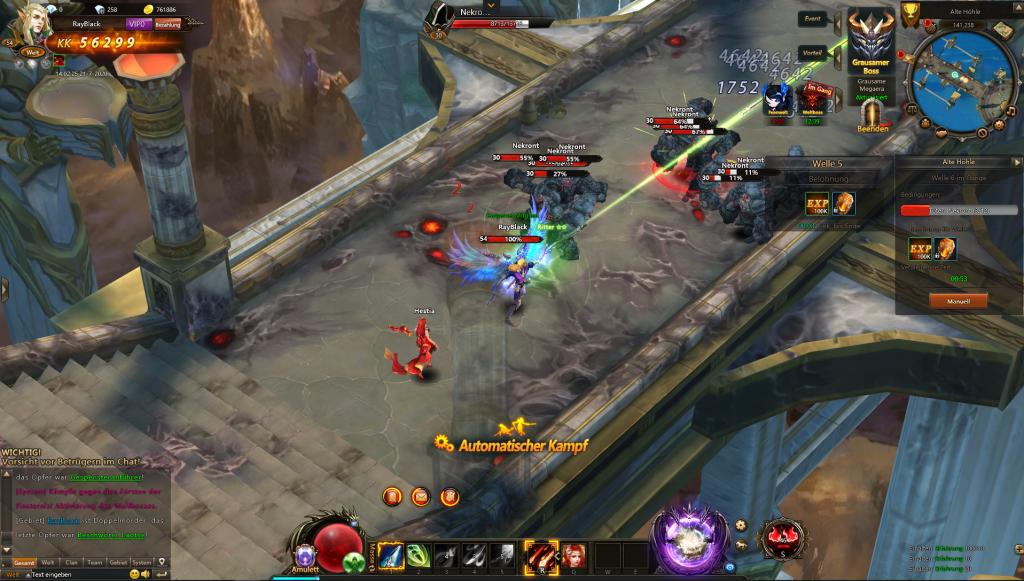Rise of Angels Screenshot 5