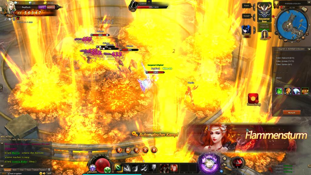 Rise of Angels Screenshot 6