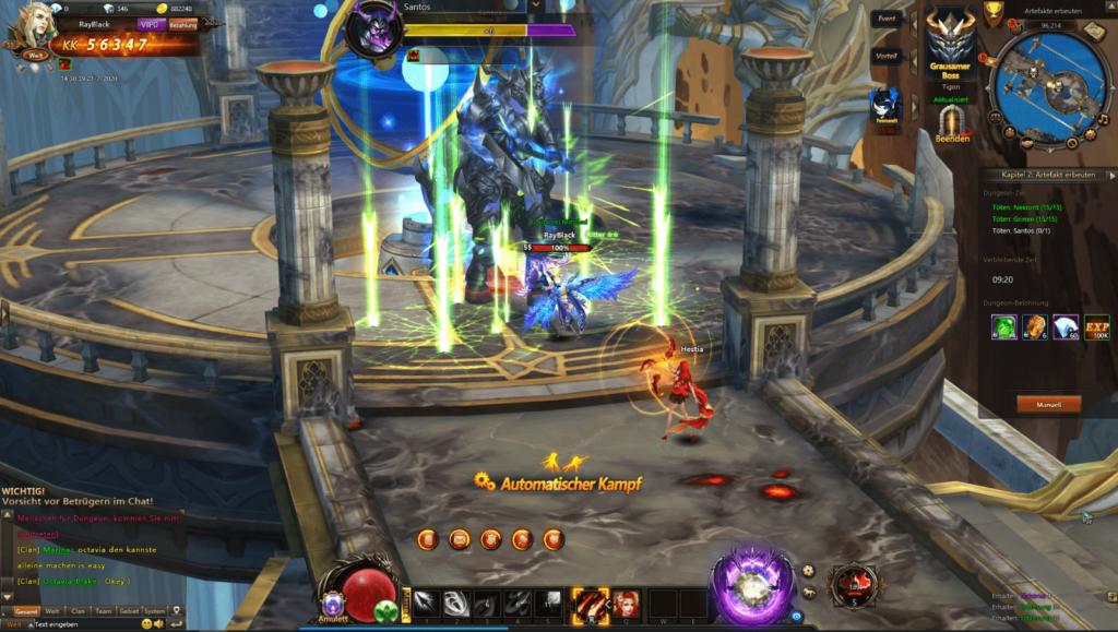Rise of Angels Screenshot 7
