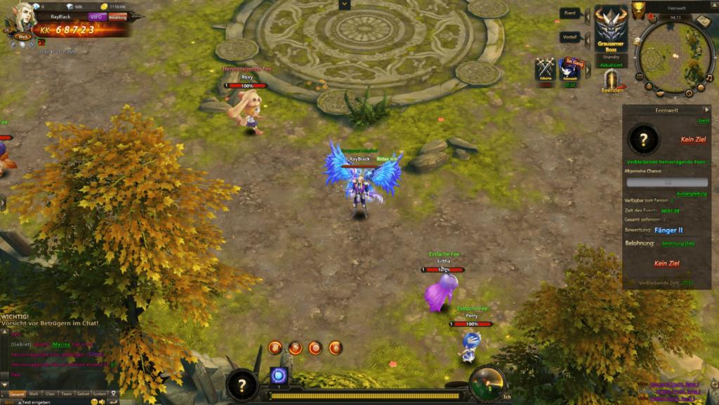 Rise of Angels Screenshot 9