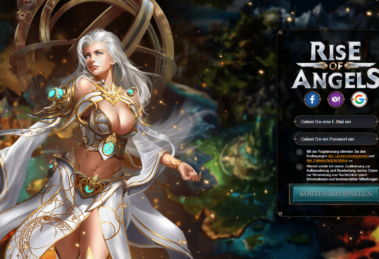 Rise of Angels Screenshot Beitragsbild