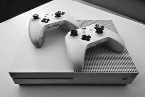Spielekonsolen sind beim E-Sport das Sportgerät