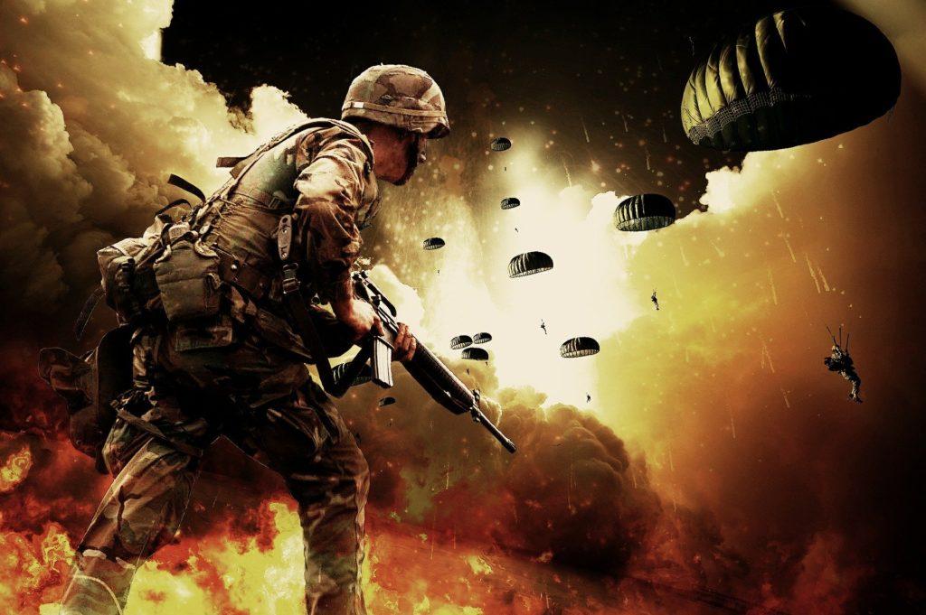 Battlefield 5: Firestorm