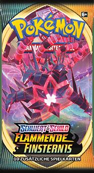 Pokemon Trading Card Game Online Flammende Finsternis Booster 3