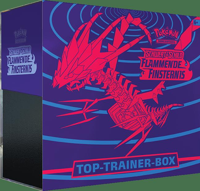 Pokemon Trading Card Game Online Flammende Finsternis Top Trainer Box Endynalos