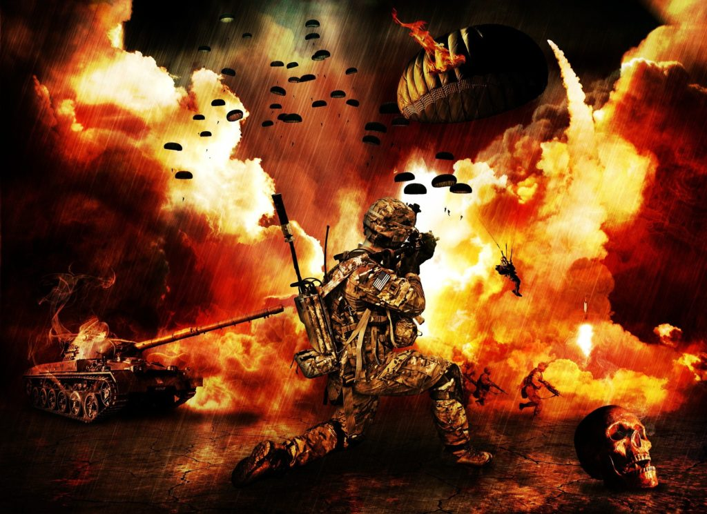 Firestorm Battle Royale
