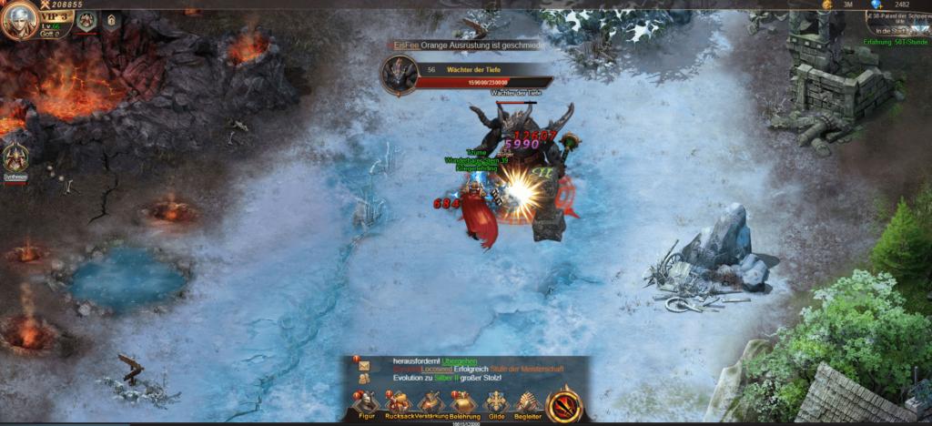 World of Chaos Screenshot 2