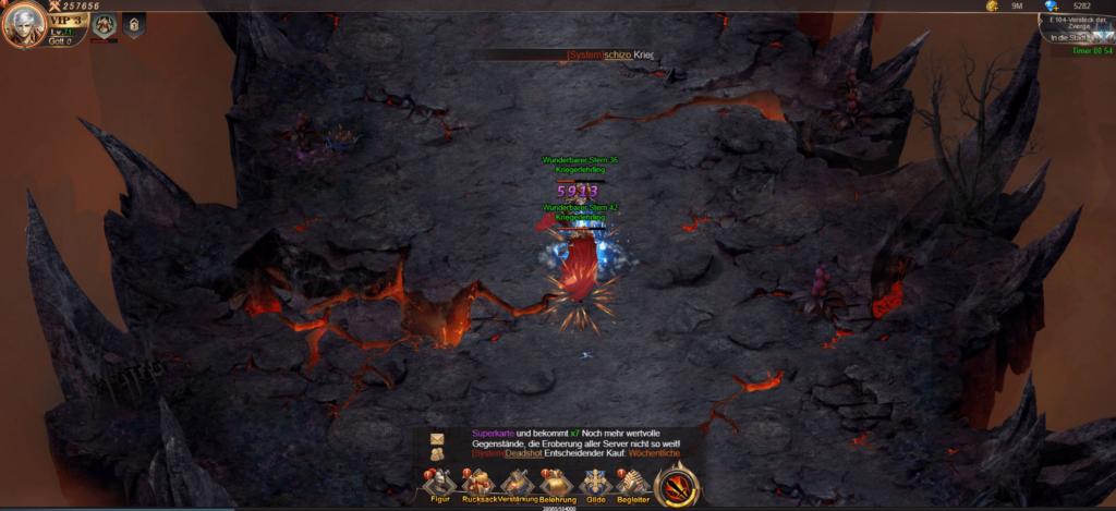 World of Chaos Screenshot 3