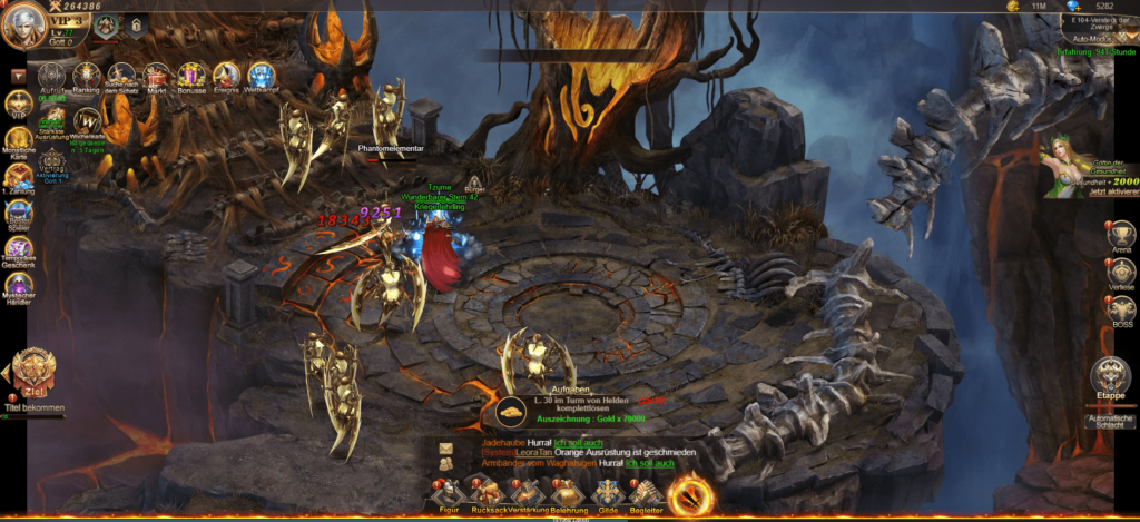 World of Chaos Screenshot 5