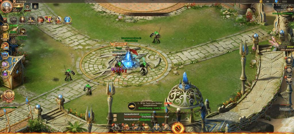 World of Chaos Screenshot 6