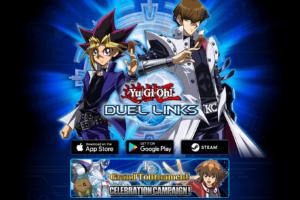 Yu-Gi-Oh Duel Links Beitragsbild