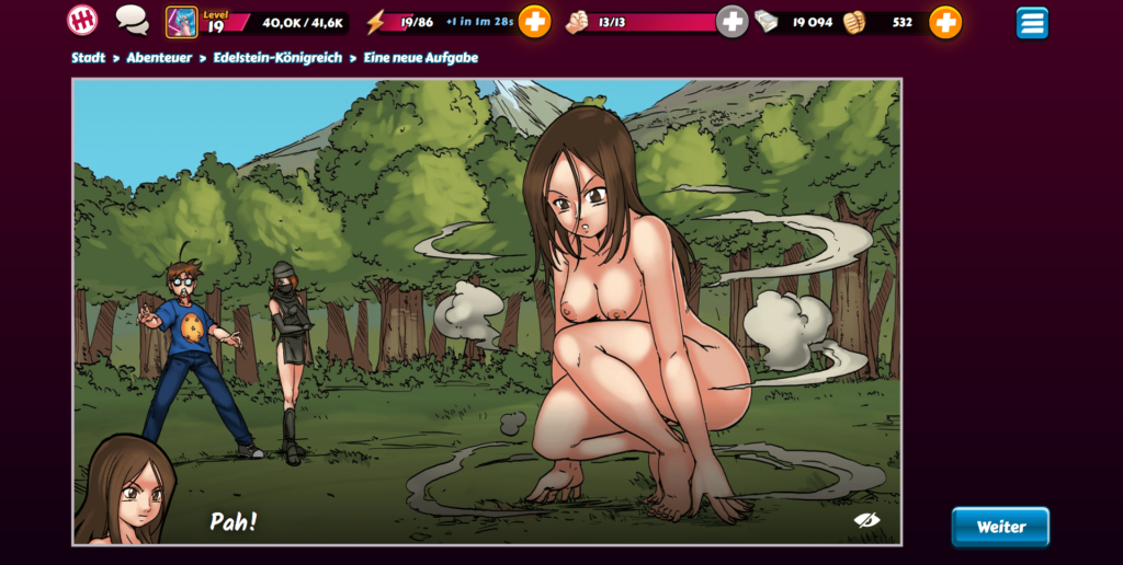 Hentai Heroes Screenshot 12