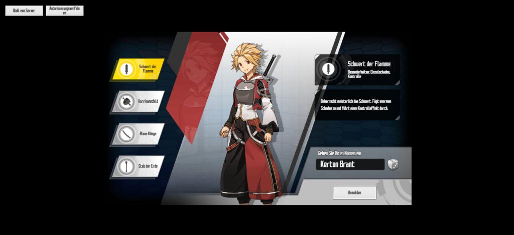 Sword Masters Screenshot 1