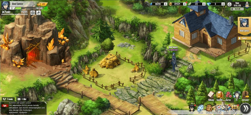 Sword Masters Screenshot 10