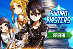 Sword Masters Titelbild