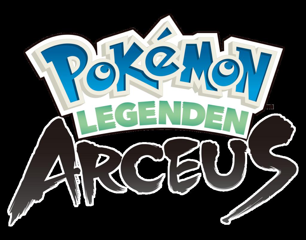 pokemon legends arceus logo de