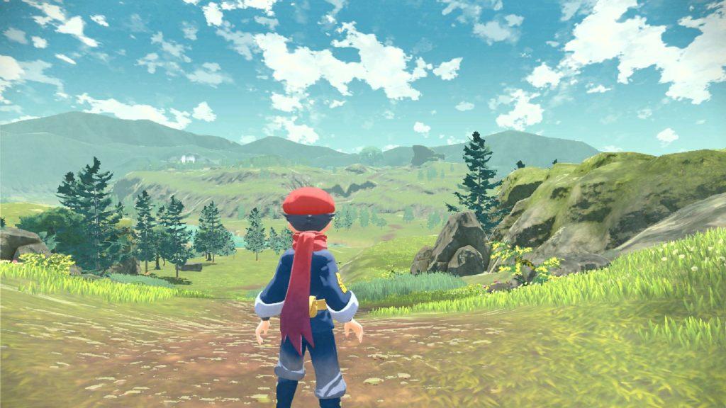 pokemon legends arceus screenhot 01