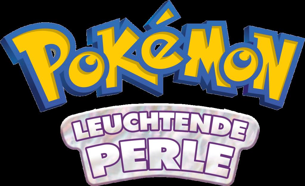 pokemon leuchtende perle logo de